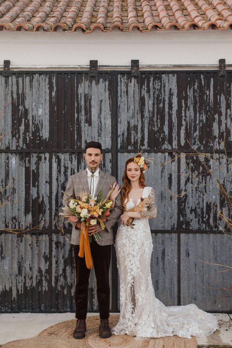 Un mariage bohème et moderne au Portugal - Photos : Mitt Photography - Blog mariage : La mariée aux pieds nus