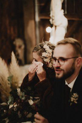 Un mariage en petit comité à la Ferme du Schoubrouck à Noordpeene - Photos : Samantha Guillon - Blog mariage : La mariée aux pieds nus