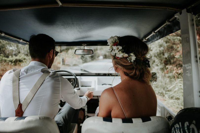 Un mariage sur la plage à Ramatuelle - Photos et video : Soulpics - Blog mariage : La mariée aux pieds nus