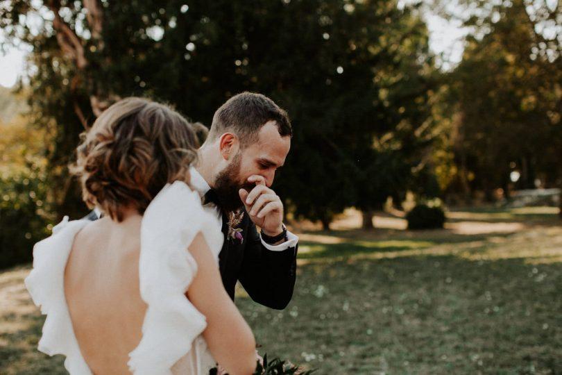 Un mariage chic au Domaine des Grottes en Provence - Photo et vidéo : Pinewood Weddings - Blog mariage : La mariée aux pieds nus