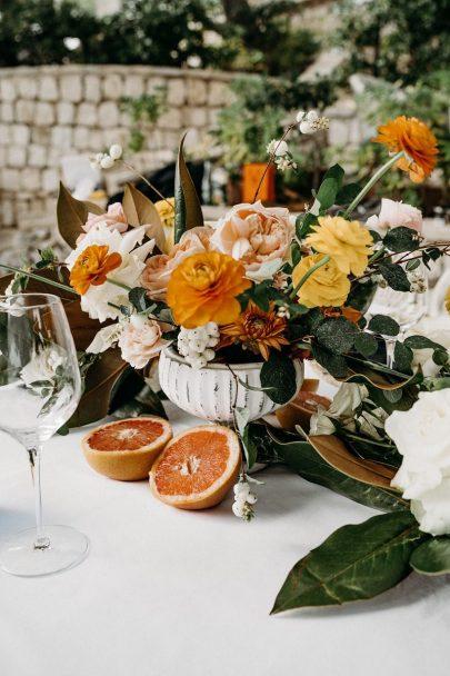 Un mariage à l'Hôtel des Roches Blanches sur la Côte d'Azur - Photos : Lorenzo Accardi - Blog mariage : La mariée aux pieds nus
