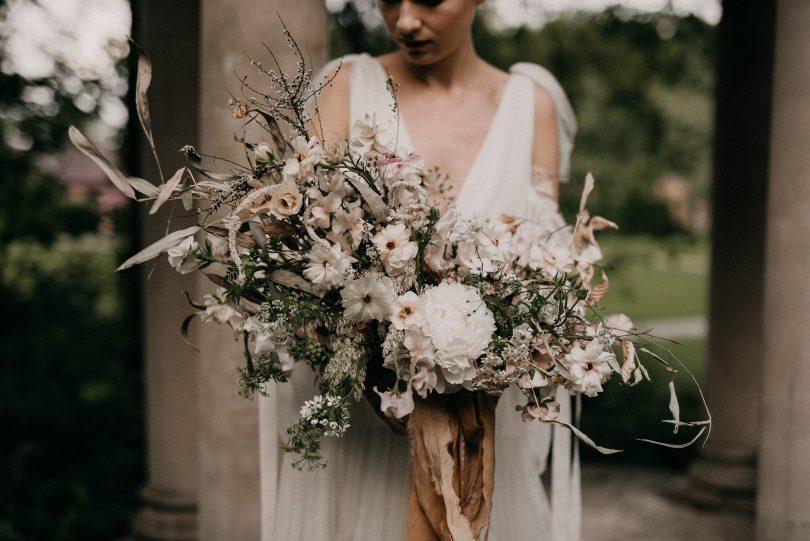 Un mariage romantique et délicat - Photos : Fanni Hermann - Blog mariage : La mariée aux pieds nus