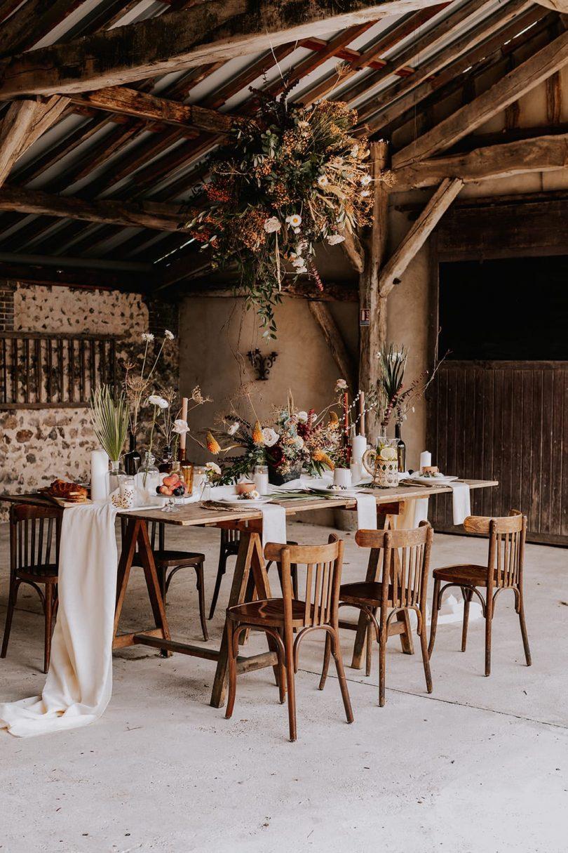 Un lendemain de mariage rustique au Domaine des Evis - Photos : Blondie Photographie - Blog mariage : La mariée aux pieds nus