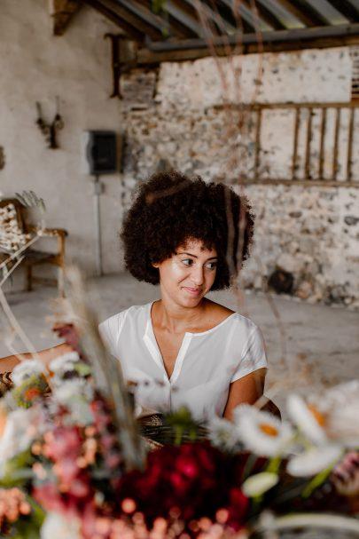 Un mariage rustique au Domaine des Evis - Photos : Blondie Photographie - Blog mariage : La mariée aux pieds nus