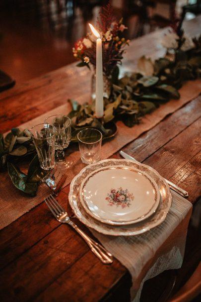 Un mariage rustique à La Seigneurie d'Alleray - Photos : Marion Billou - Blog mariage : La mariée aux pieds nus