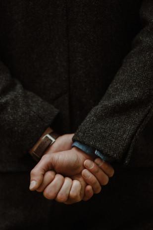 Un mariage simple et rustique en alsace - A découvrir sur le blog mariage www.lamarieeauxpiedsnus.com - Photos : The Kicheners