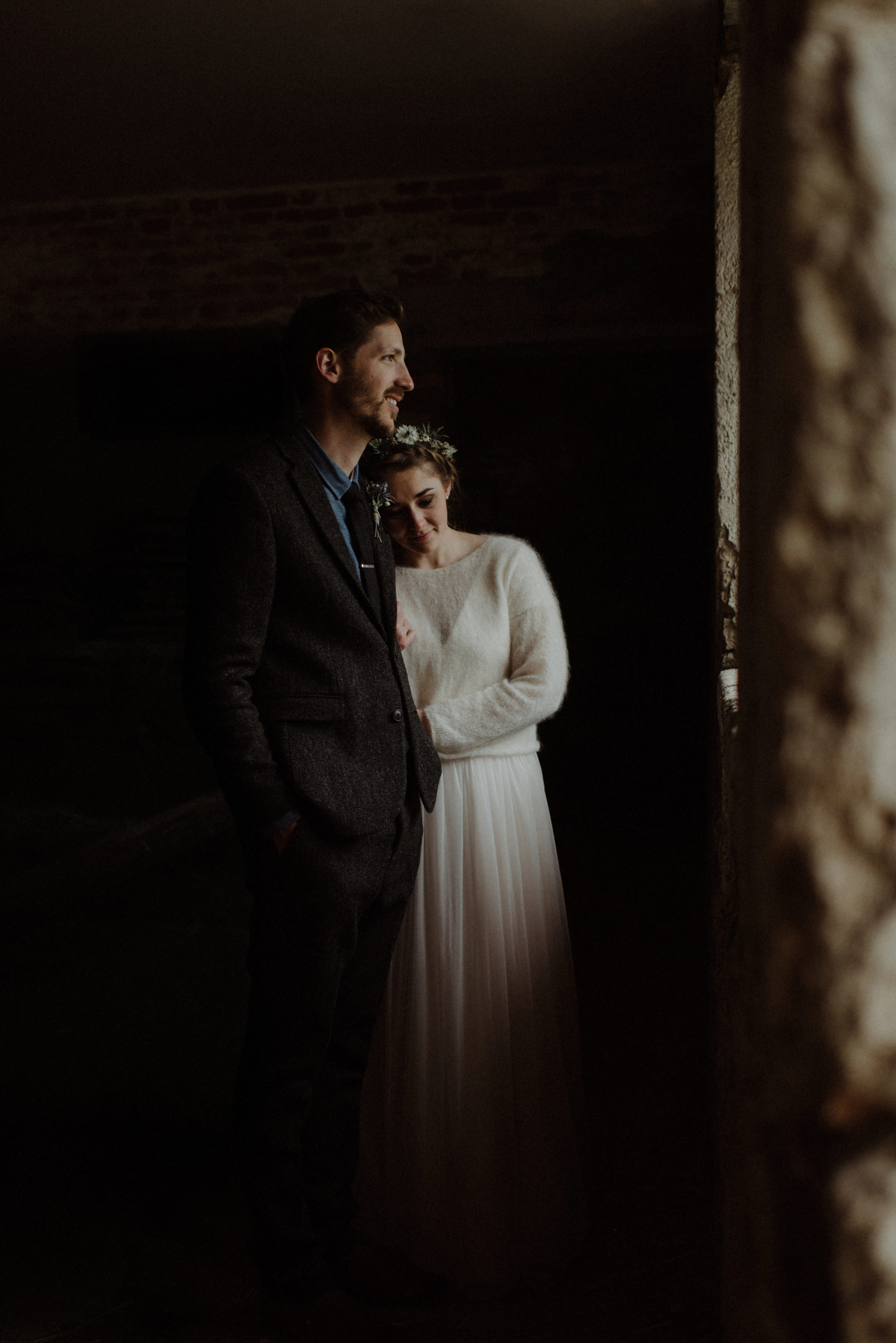 photo de mariage drama