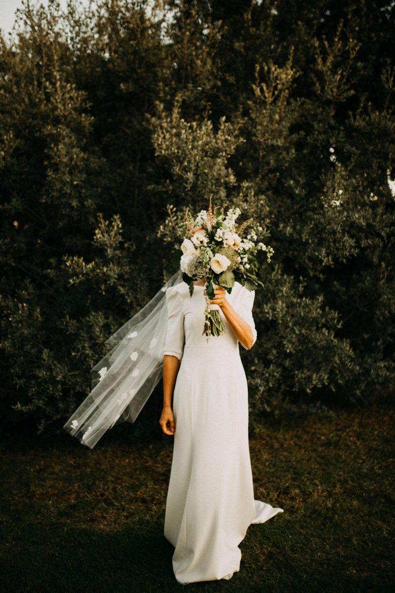 Un mariage au Domaine Sainte-Colomb - Photos : Coralie Lescieux - Blog mariage : La mariée aux pieds nus