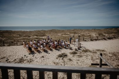 Un mariage cool sur une plage de Seignosse - Photos : Patricia Hendrychova-Estanguet - Blog mariage : La mariée aux pieds nus