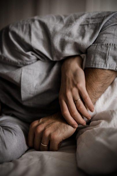 Le matin d'après - Shooting éditorial - Photos : Happy Day'z Photographie - Blog mariage : La mariée aux pieds nus