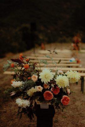 Un mariage simple en Ardèche - Photos : Vanessa Madec - Blog mariage : La mariée aux pieds nus