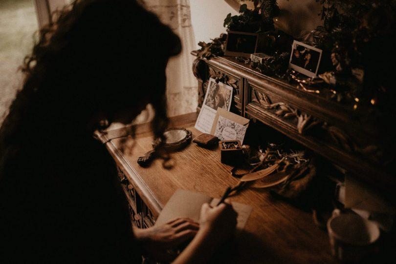 Un mariage simple en petit comité en Normandie - Photos : Erin Photography - Blog mariage : La mariée aux pieds nus