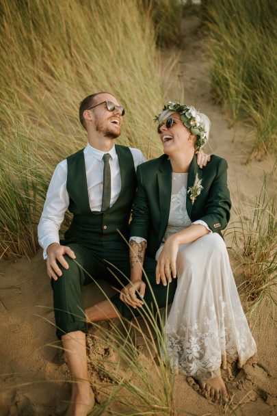 Un mariage simple en Belgique - Photos : Mélanie Bultez - Blog mariage : La mariée aux pieds nus