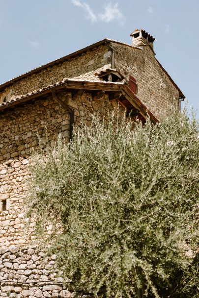 Un mariage simple et champêtre en Ardèche - Photos : Laurent Brouzet - Blog mariage : La mariée aux pieds nus