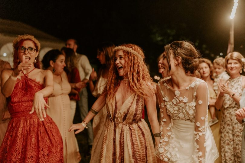 Un mariage simple et champêtre au Domaine des Courmettes - Photographe : Lesley Photography - Blog mariage : La mariée aux pieds nus