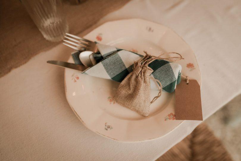 Un mariage simple et champêtre en Normandie - Photos : Typhaine J Photographie - Blog mariage : La mariée aux pieds nus