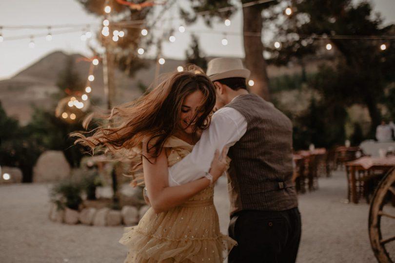 Un mariage simple et champêtre en Sicile - Photos : Federica Cavicchi - Blog mariage : La mariée aux pieds nus
