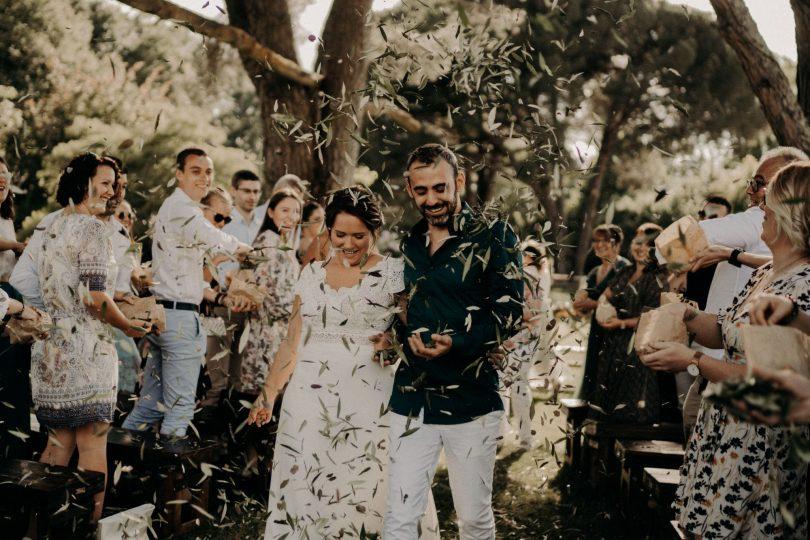 Un mariage simple aux Jardins de Coursiana près d'Agen - Photos : Harleena Photography - Blog mariage : La mariée aux pieds nus