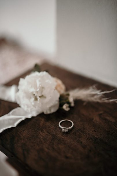 Un mariage simple au Domaine du Rey - Photographe : Paulina Weddings - Blog mariage : La mariée aux pieds nus