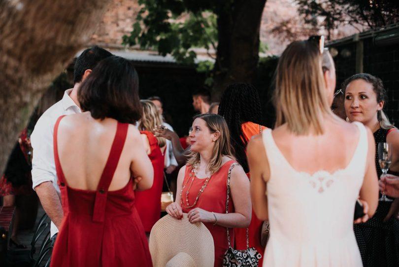 Un mariage simple et joyeux à Paris - Photos : Léa Féry - Blog mariage : La mariée aux pieds nus