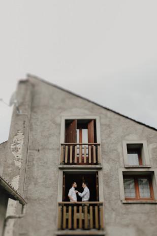 Un mariage simple et rustique dans les Pyrénées - A découvrir sur le blog mariage www.lamarieeauxpiedsnus.com - Photos : You Made My Day