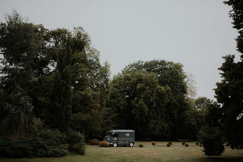 un food truck pour votre diner de mariage - La mariée aux pieds nus