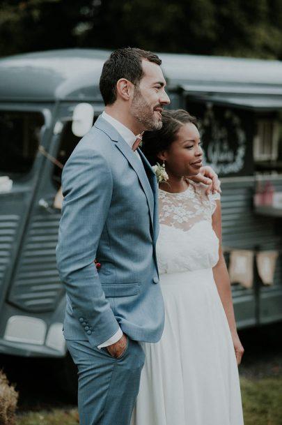 Un mariage au Domaine de Thiemay - Photos : Les Histoires d'A - Blog mariage : La mariée aux pieds nus