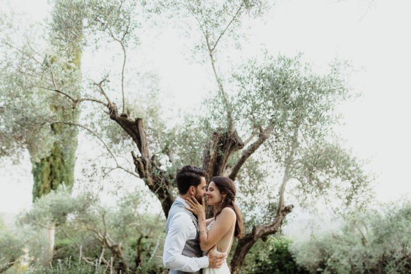 Un mariage végétal à la Bastide Saint Antoine à Grasse - Photos : Capyture - Blog mariage : La mariée aux pieds nus