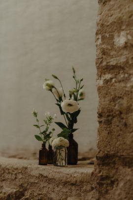 Un mariage végétal au Château de Barbirey en Bourgogne - Photographes : Capyture - Blog mariage : La mariee aux pieds nus