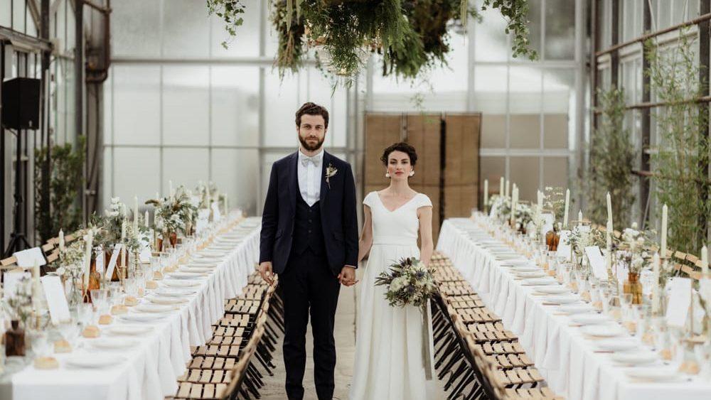 Un mariage végétal sur l'Ile de Ré - Photos : Capyture - Blog mariage : La mariée aux pieds nus