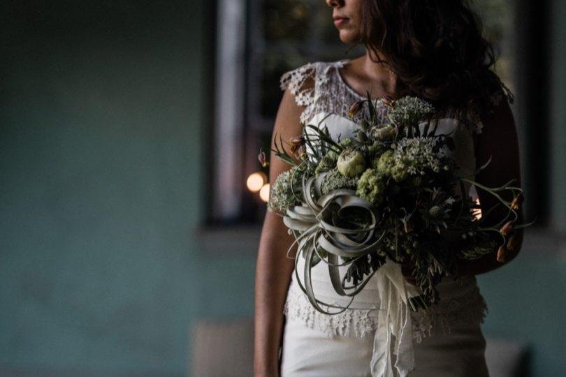 Un mariage végétal au Chateau de Verderonne