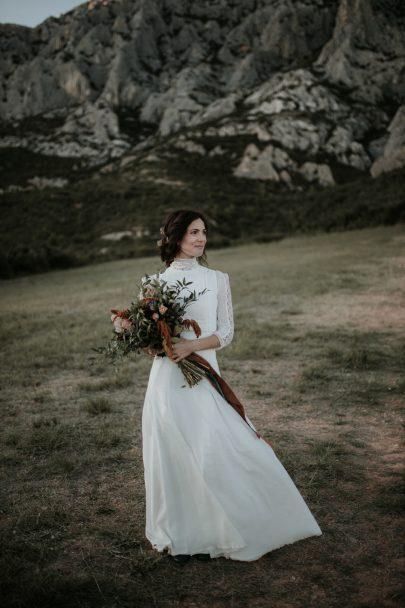 Un mariage végétal au Relais de Saint Ser en Provence - Photos : Soulpics - Blog mariage : La mariée aux pieds nus