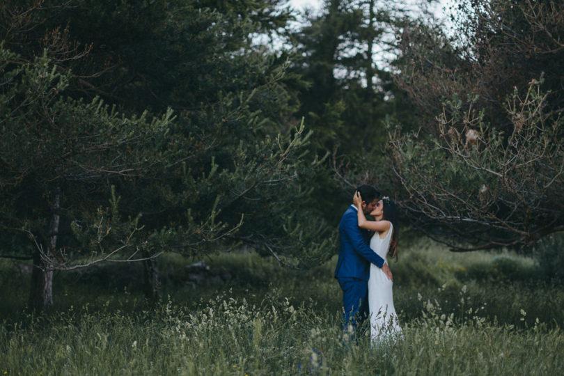 Un mariage à la montagne