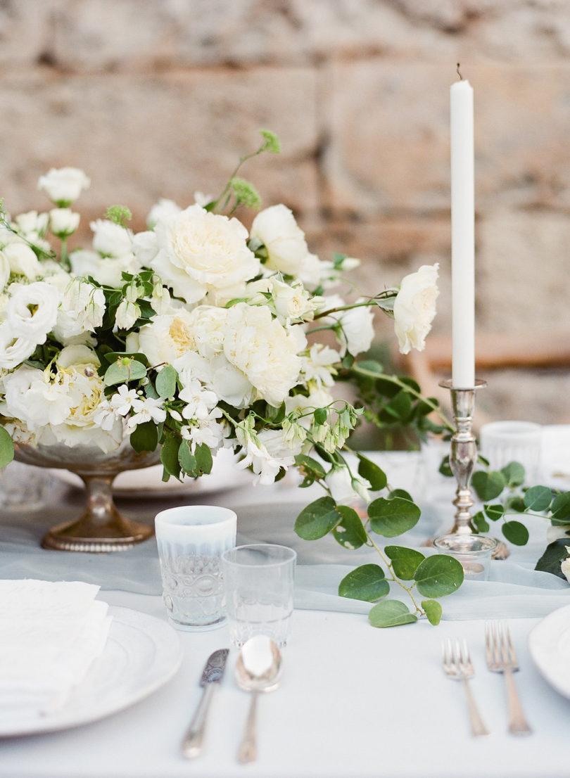 Un mariage vert d'eau en Grèce - Inspiration - A découvrir sur le blog mariage www.lamarieeauxpiedsnus.com - Photos : Marie Film Photographer
