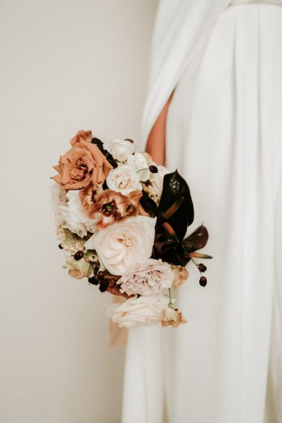 Un mariage simple et moderne - Photos : Anne Sophie Benoit - Blog mariage : La mariée aux pieds nus