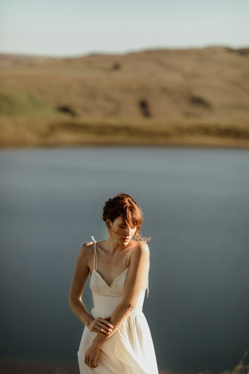 Marielle Maury - Robes de mariée - Collection 2019 - Photos : Capyture - Blog mariage : La mariée aux pieds nus