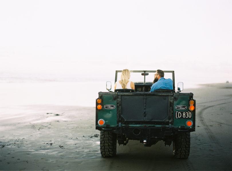 Une seance engagement en Nouvelle Zélande à découvrir sur le blog mariage www.lamarieeauxpiedsnus.com - Photos : Marion Heurteboust