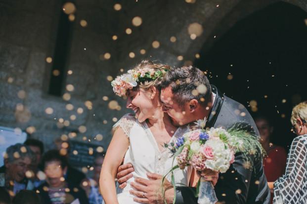 martin condomines say cheers un mariage simple et champetre en aveyron la mariee - Traiteur Aveyron Mariage