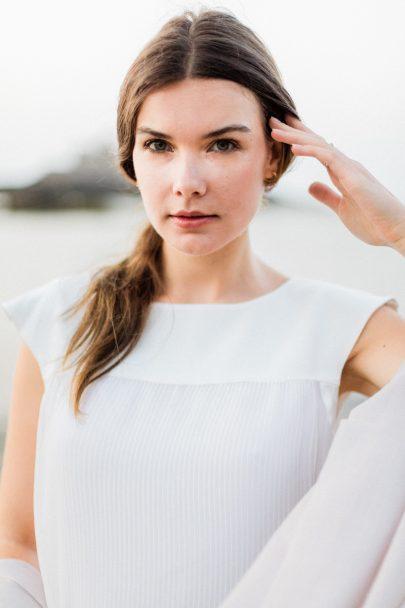 Mélodie Boitard - Robes de mariée - Collection 2020 - Blog mariage : La mariée aux pieds nus