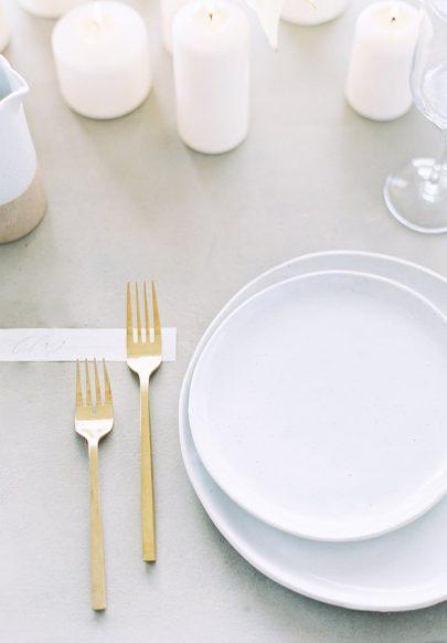 Organiser un mariage minimaliste