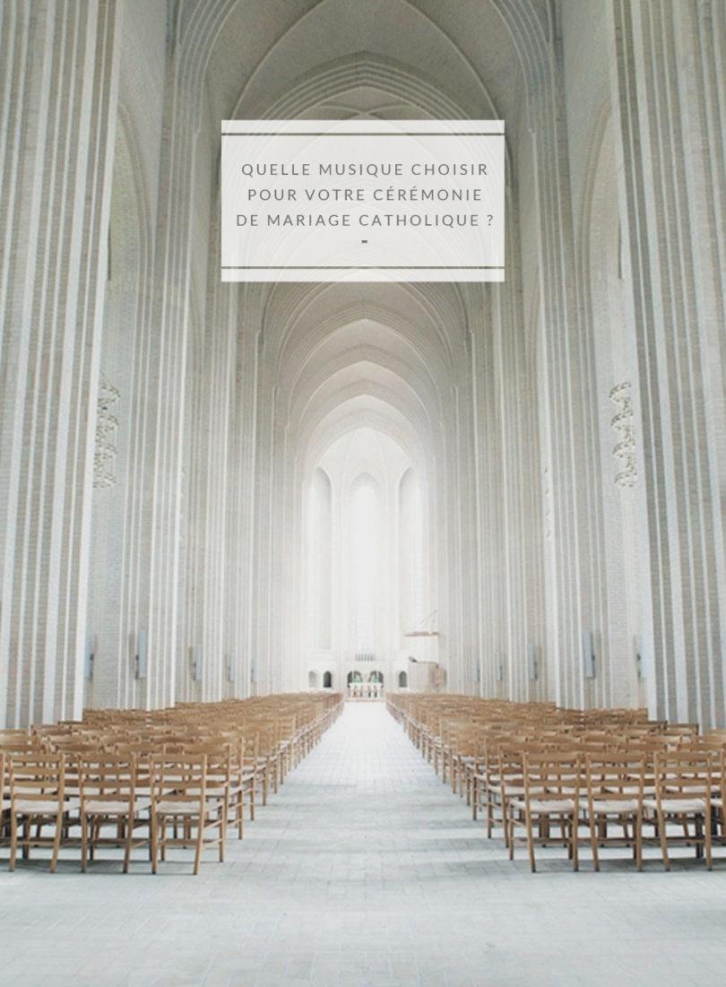 Quelle musique choisir pour votre cérémonie de mariage catholique ? - Pièces d'orgue et chant gospel à découvrir sur le blog mariage www.lamaireeauxpiedsnus.com