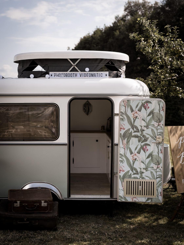 Nicéphore & Co. - Caravane photobooth mariage - Blog mariage La mariée aux pieds nus
