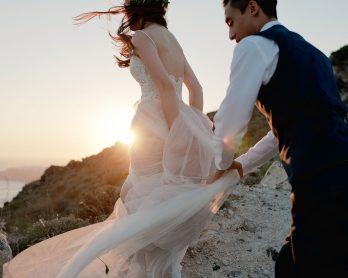 Choisir son photographe de mariage - Nikon Wedding Collective - La mariée aux pieds nus