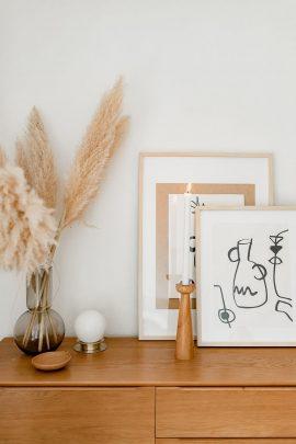 Un Noel simple et moderne - Photos : Rock'n Brides - Décoration : Atelier Blanc - Blog mariage : La mariée aux pieds nus