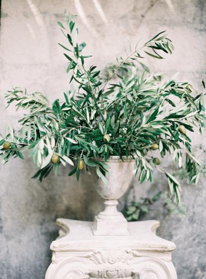 La mariée aux pieds nus - Idées de décoration végétales pour votre mariage