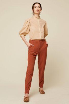 Pantalon - Terracotta - Mariage