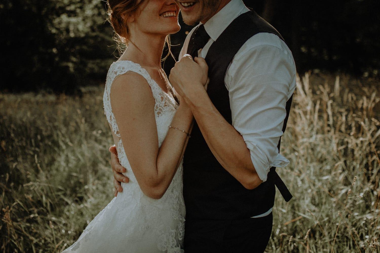Photographe de mariage Marine MArques - Blog mariage La mariée aux pieds nus