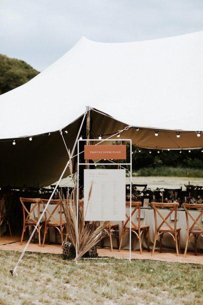 5 conseils pour créer votre plan de table sans stress - Blog mariage : La mariée aux pieds nus