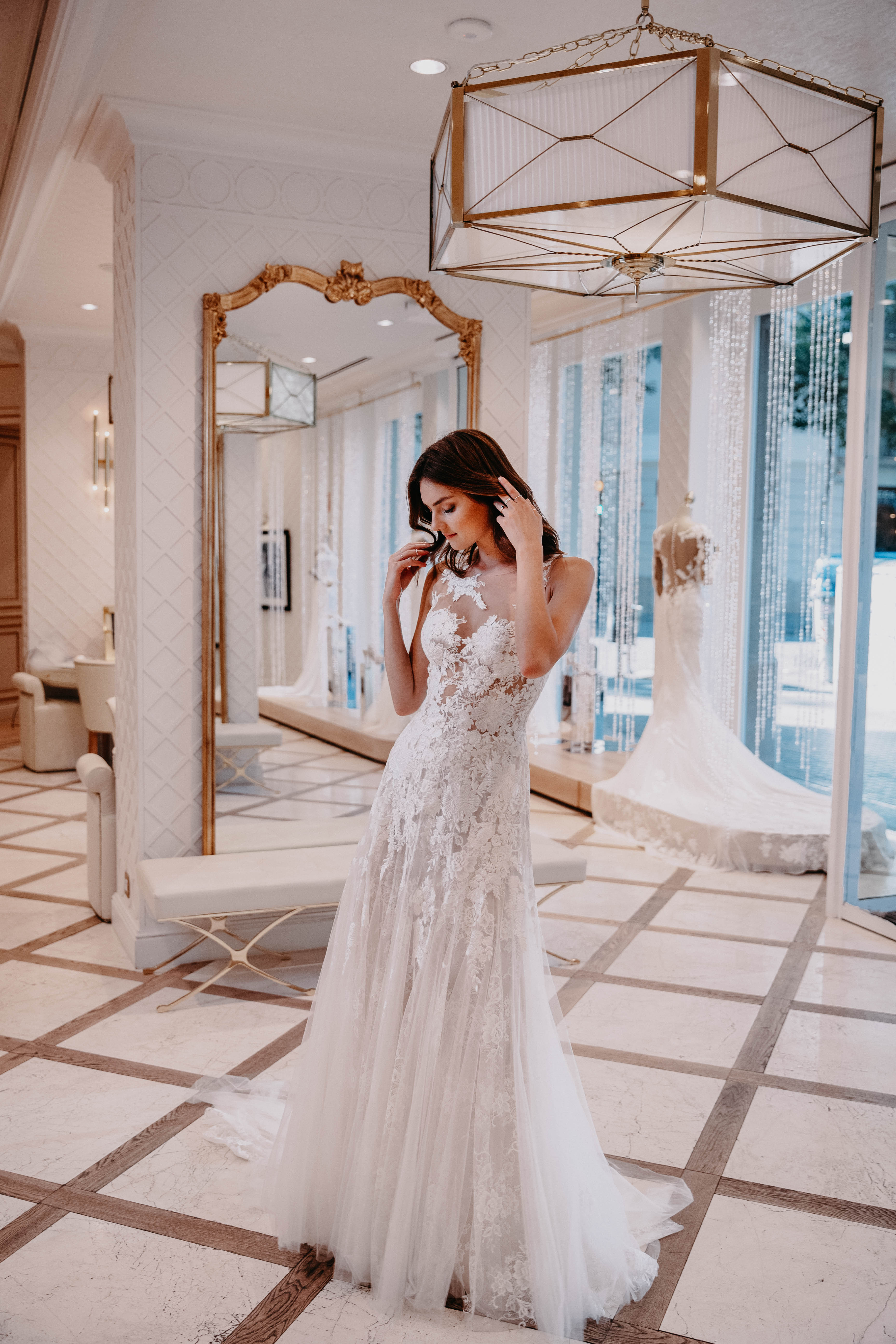 8d653faaebd Choisir sa robe de mariée – Pronovias – Blog mariage   La mariée aux pieds  nus