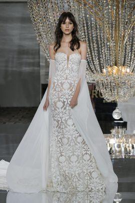 Pronovias - Robe de mariée - La mariée aux pieds nus